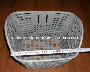 Plastic Basket Mould, Plastic Inejction Basket Mold (MELEE MOULD -257) pictures & photos