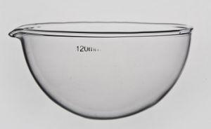 Square Clear Quartz Dish/Quartz Evaporating Dish