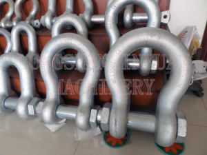 Large Forged Steel Rigging Bow Anchor Swivel Shackle pictures & photos