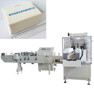 Soft Facial Tissue Napkin Paper Packaging Machine pictures & photos