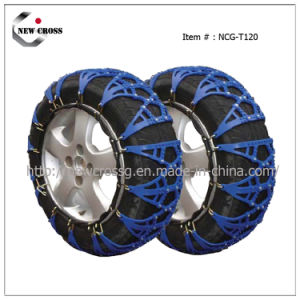 Auto Tire Rubber Witer, Snow, Ice Chain (NCG-T120)