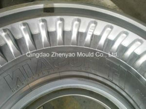 Two Piece Mold 6.00-16 Lugmiller Truck Tire Mold pictures & photos