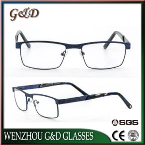 Popular Design Stainless Spectacle Frame Eyewear Eyeglass Optical 040-032 pictures & photos