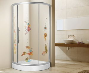Hot Sale Competitive Shower Enclosure (E610) pictures & photos