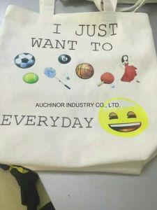 Non-Woven Reusable Vest Carrier T-Shirt Bag pictures & photos