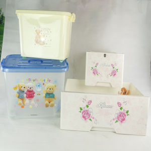Hot Printing Paper for Plastic Storage Box pictures & photos