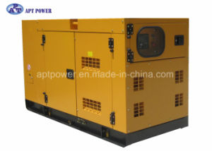 Soundproof 20kVA Quanchai Brand Diesel Generator with Apt Power Alternator pictures & photos