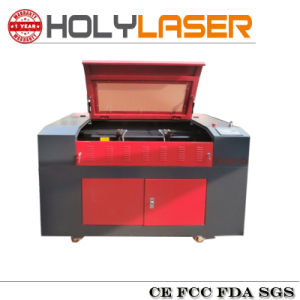 CO2 Laser Nonmetal Cutting Machine for Leather Hsco2-9060 pictures & photos