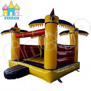 Residential Coconut Palm Inflatable Castle pictures & photos