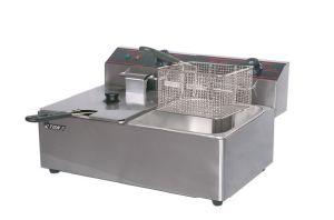 Electric Twin-Tank Deep Fryer (YJR-DP021)