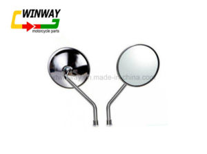 Ww-7522 Gn125 Motorcycle Rear-View Mirror Set, Mirror, pictures & photos