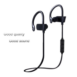 Bluetooth Wireless Sports Earphone with Microphone pictures & photos