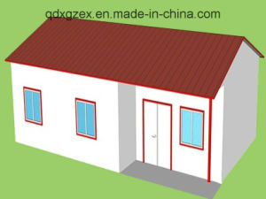 Light Steel Structure House with ISO90001 (pH-67) pictures & photos