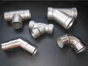 304 Stainless Steel Precision Casting Valve Fitting Parts Casting Parts pictures & photos