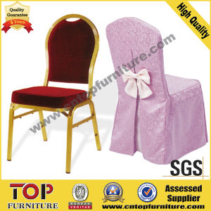 Aluminum Hotel Restaurant Wedding Banquet Chair pictures & photos