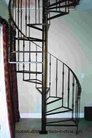 Iron Art Spiral Stairs pictures & photos