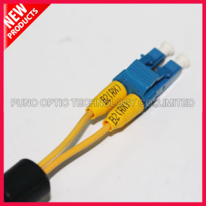 Waterproof Fiber Optic Assembly 5.0mm ODC Cable pictures & photos