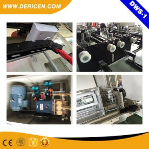 Dericen Dws1 Touchless Car Wash Machine with Under Chassis Wash pictures & photos