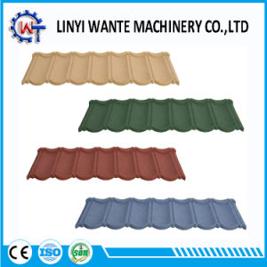 Al-Zn Coated Steel Material and All Style Type Roof Tile pictures & photos