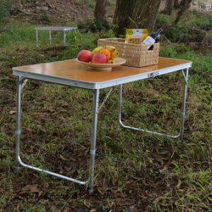 Outdoor Folding Portable Aluminum Table pictures & photos
