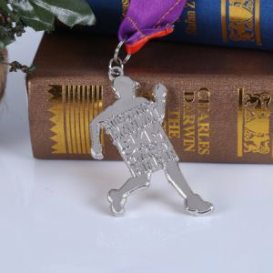 Custom Zinc Alloy High Quality Fashion 21km Half Marathon Medals pictures & photos