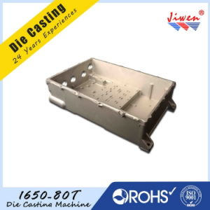 ISO 9001 Passed Die Casting for Automobile Power Supply Box pictures & photos