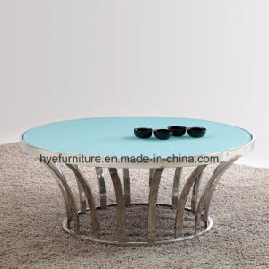 Living Room Furniture New Design Round Table pictures & photos