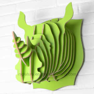 Nordic Household Wooden Handicrafts Creative Home Wall Act Hanging Ornaments pictures & photos