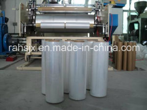 LLDPE Stretch Film Machine with T-Die Extrusion pictures & photos