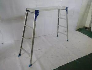 Portable Aluminum Lightweight Folding Step Stool Platform Ladder pictures & photos