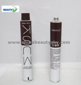 Cosmetic Packing Empty Aluminum Collapsible Skin Care Hair Color Hand Cream Tube pictures & photos