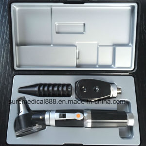Popu; Ar Diagnostic Set (Otoscope & Ophthal) pictures & photos