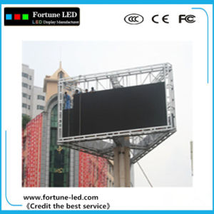 National Star Lamp 3535 Outdoor PP6 P8 P10 SMD Waterproof Outdoor LED Display