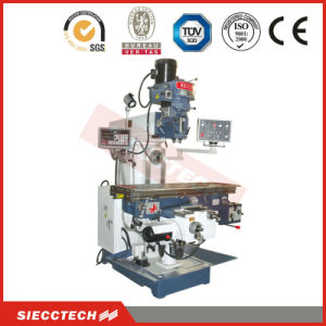 X5040 (X53K) Vertical/Universal Knee-Type Metal Processing Milling Machine pictures & photos