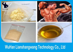 Tren Hex Yellow Powder Steroids Parabolan CAS 23454-33-3 for Training pictures & photos