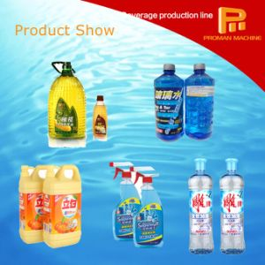 Hot Sales Straight Line Car Windshield Fluid Filling Equipment pictures & photos