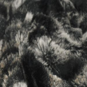 Fashion 100%Polyester Fur Fabric for Clothing pictures & photos