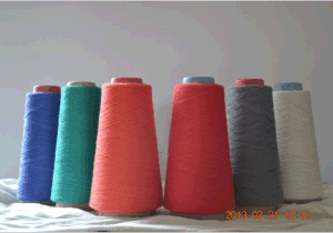Modacrylic/ Cotton Blended Yarn 60/40 pictures & photos