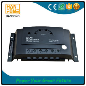 12V/24V Automatic Switc 20A Solar Controller with Quick Charge pictures & photos