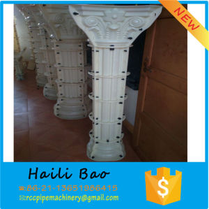 Shanghai Oceana Wholesale Plastic Concrete Roman Column Mould pictures & photos
