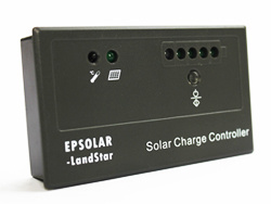 Epever 10A 20A 12V/24V Solar Charging Regulator with LED Indicators Ls1024s pictures & photos