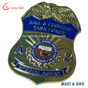 Factory Customized Metal Military/Police Badge pictures & photos