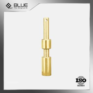 Customized Made Precision Brass Plug Pins pictures & photos