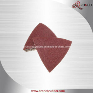 Triangular Hook & Loop Disc pictures & photos