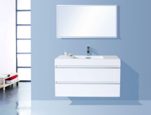 2016 Popular Painting Bathroom Cabinet (glossy white)