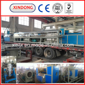 HDPE Water Pipe Making Machine 16-1200mm Plastic Extruder pictures & photos