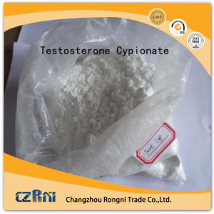 Muscle Gain Fat Loss Anabolic Steroid Powder Test Cyp Testosterone Cypionate pictures & photos