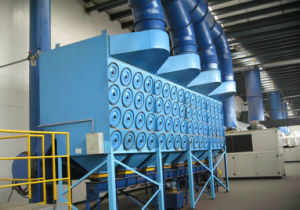 Asphalt Filter Cartridge Dust Collector System pictures & photos