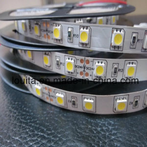 Super Brightness White 60LEDs/M 5050 LED Strip pictures & photos