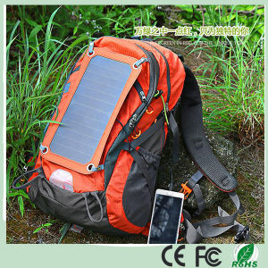 6.5W Sunpower Waterproof Nylon Solar Hiking Backpack (SB-180) pictures & photos